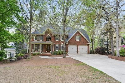 Powder Springs Single Family Home For Sale: 455 Pegamore Creek Drive