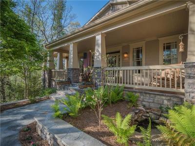 Big Canoe Single Family Home For Sale: 96 White Aster Lane