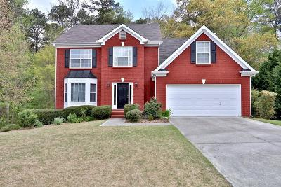 Grayson Single Family Home For Sale: 2330 Cobble Creek Lane