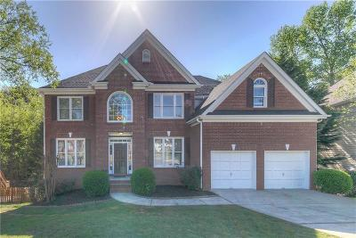 Suwanee Single Family Home For Sale: 3615 Rosehaven Way