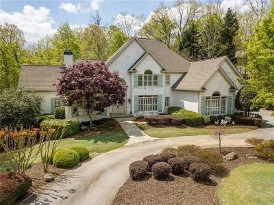 Johns Creek Single Family Home For Sale: 8915 Old Southwick Pass