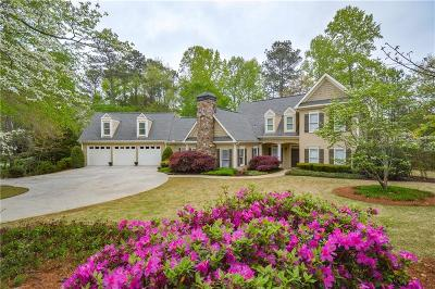 Milton Single Family Home For Sale: 2070 Henderson Heights Trail