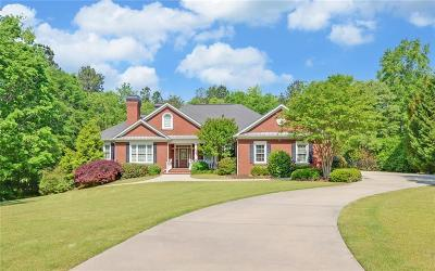 Braselton Single Family Home For Sale: 5222 Legends Drive