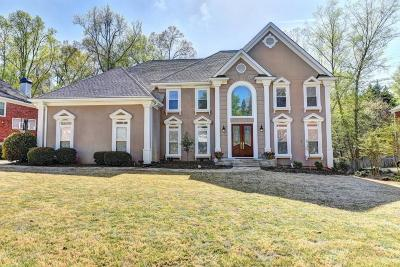 Peachtree Corners Single Family Home For Sale: 5265 Linnadine Way