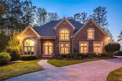 Acworth Single Family Home For Sale: 1209 Benbrooke Court NW