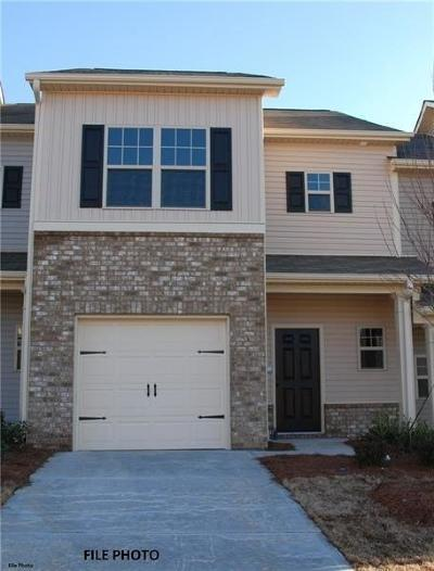 Canton Condo/Townhouse For Sale: 126 Spring Way Square #9