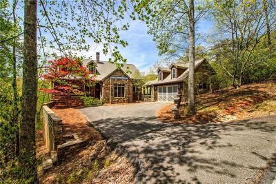 Big Canoe Single Family Home For Sale: 42 Woodpecker Way