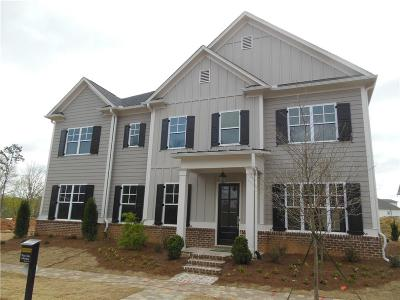 Peachtree Corners, Norcross Single Family Home For Sale: 5390 Whitaker Street