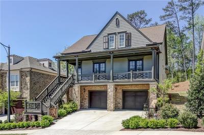 Marietta Single Family Home For Sale: 1735 Tabor Drive