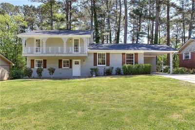 Decatur Single Family Home For Sale: 1742 Austin Drive