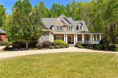 Dallas Single Family Home For Sale: 40 Oak Grove Drive