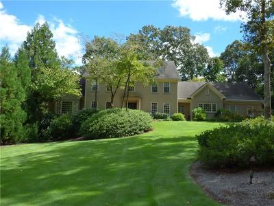 Marietta GA Single Family Home For Sale: $1,975,000