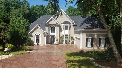Powder Springs Single Family Home For Sale: 453 Pegamore Creek Drive