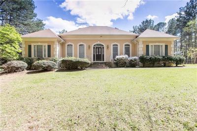 Single Family Home For Sale: 10730 Cedar Grove Road