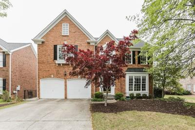 Sandy Springs Single Family Home For Sale: 345 Eastcote Drive