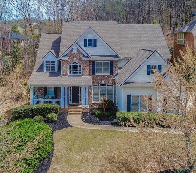 Cumming Single Family Home For Sale: 4140 Northridge Drive