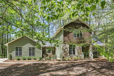 Marietta Single Family Home For Sale: 713 N Saint Marys Lane NW