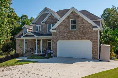 Grayson Single Family Home For Sale: 295 Tennyson Knoll