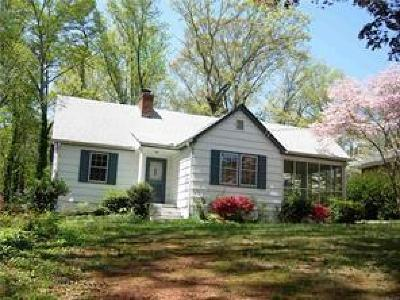 Decatur Single Family Home For Sale: 676 N Parkwood Road