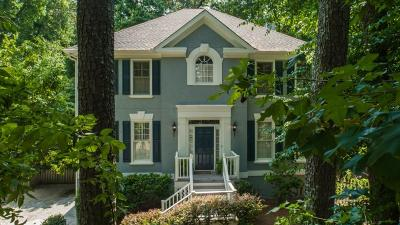 Single Family Home For Sale: 2590 Ridgewood Terrace NW