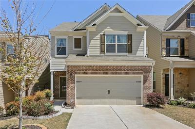 Alpharetta Single Family Home For Sale: 4985 Ducote Trail