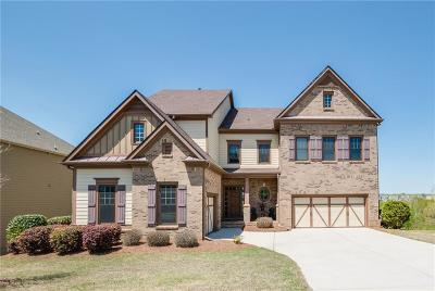 Braselton Single Family Home For Sale: 736 Sienna Valley Drive