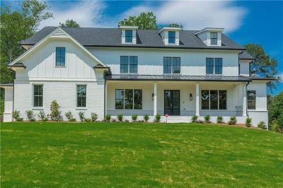 Marietta Single Family Home For Sale: 4120 Fairgreen Drive