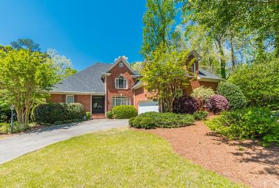 Dunwoody Single Family Home For Sale: 4816 Ashford Lane