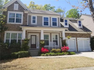 Buford Single Family Home For Sale: 2578 Southhaven Lane