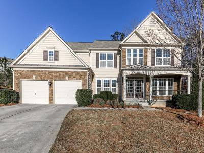 Holly Springs Single Family Home For Sale: 211 Setters Ridge
