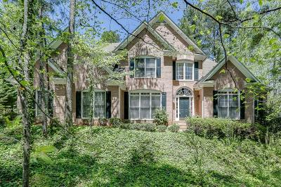 Dacula Single Family Home For Sale: 2783 Misty Rock Cove