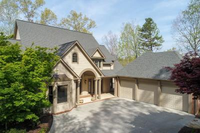 Single Family Home For Sale: 5765 Chestatee Landing