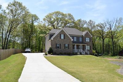 Lilburn Single Family Home For Sale: 4224 Five Forks Trickum Road