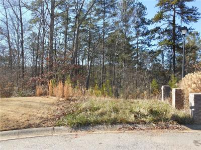 Paulding County Residential Lots & Land For Sale: 249 Tuscany Trail