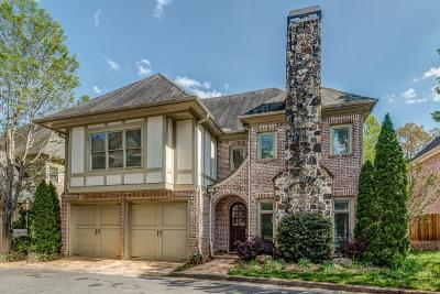 Brookhaven Single Family Home For Sale: 2041 Mendenhall Drive