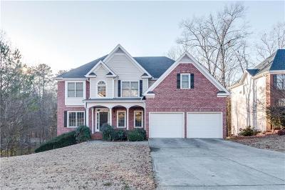 Alpharetta Single Family Home For Sale: 6735 Ridgefield Drive