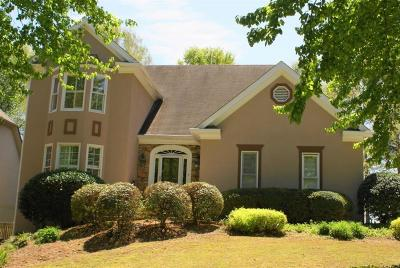 Alpharetta Single Family Home For Sale: 9415 Clublands Drive