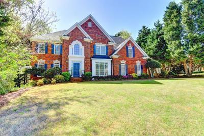 Johns Creek Single Family Home For Sale: 10505 Honey Brook Circle