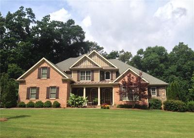 Canton Single Family Home For Sale: 607 Ashford Estates Avenue
