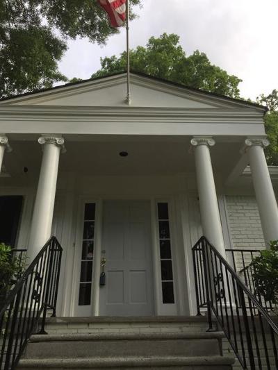 Single Family Home For Sale: 119 Robin Hood Road NE