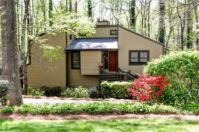 Marietta Single Family Home For Sale: 2734 Eagle Ridge Road