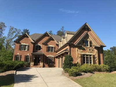 Alpharetta Single Family Home For Sale: 780 Hopewell Place Drive