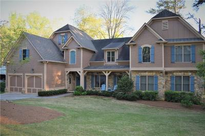 Atlanta Single Family Home For Sale: 2415 Sunset Drive NE