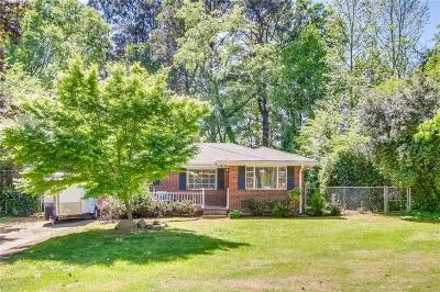 Decatur Single Family Home For Sale: 3030 Ramble Lane
