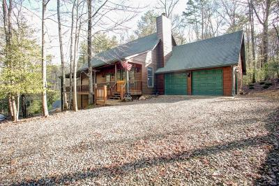Ellijay Single Family Home For Sale: 126 Ruby Lane