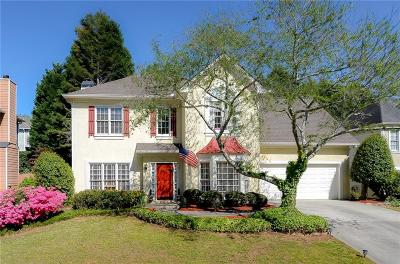 Johns Creek Single Family Home For Sale: 4690 Ogeechee Drive