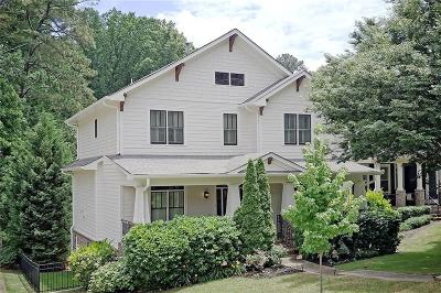 Single Family Home For Sale: 3655 King Springs Road SE