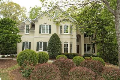 Duluth Single Family Home For Sale: 345 Falling Creek Bend
