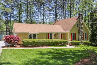 Roswell Single Family Home For Sale: 10285 Shallowford Road