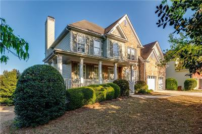 Powder Springs Single Family Home For Sale: 3200 Warren Creek Drive